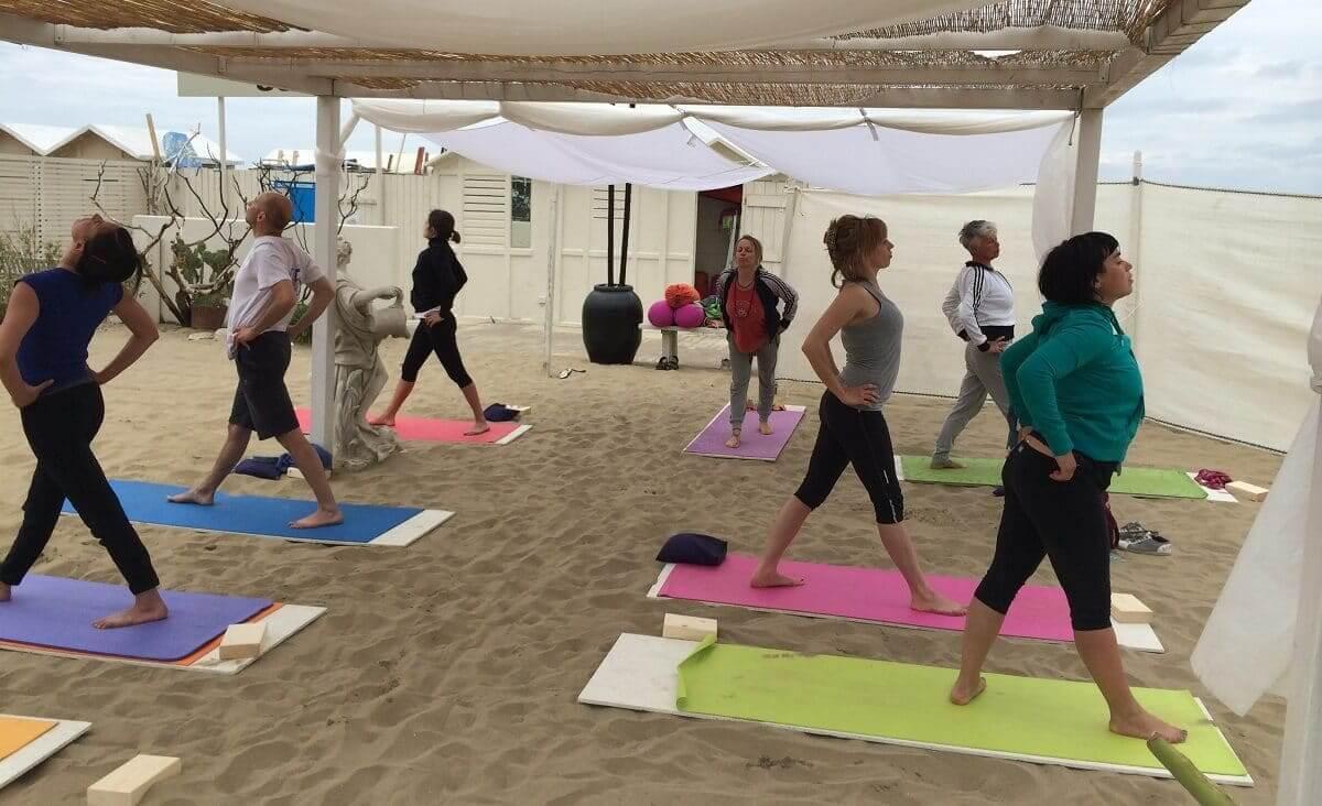 200 Hour Hatha and Ashtanga Yoga Teacher Training in Italy