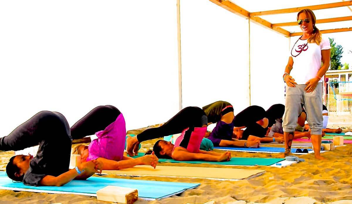 Intensive 500 Hour Yoga Teacher Training in Italy